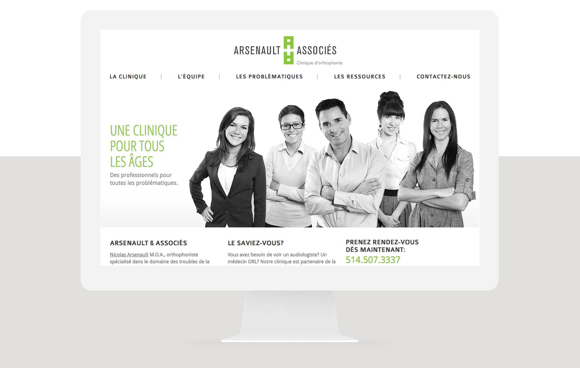 Arsenault et Associés