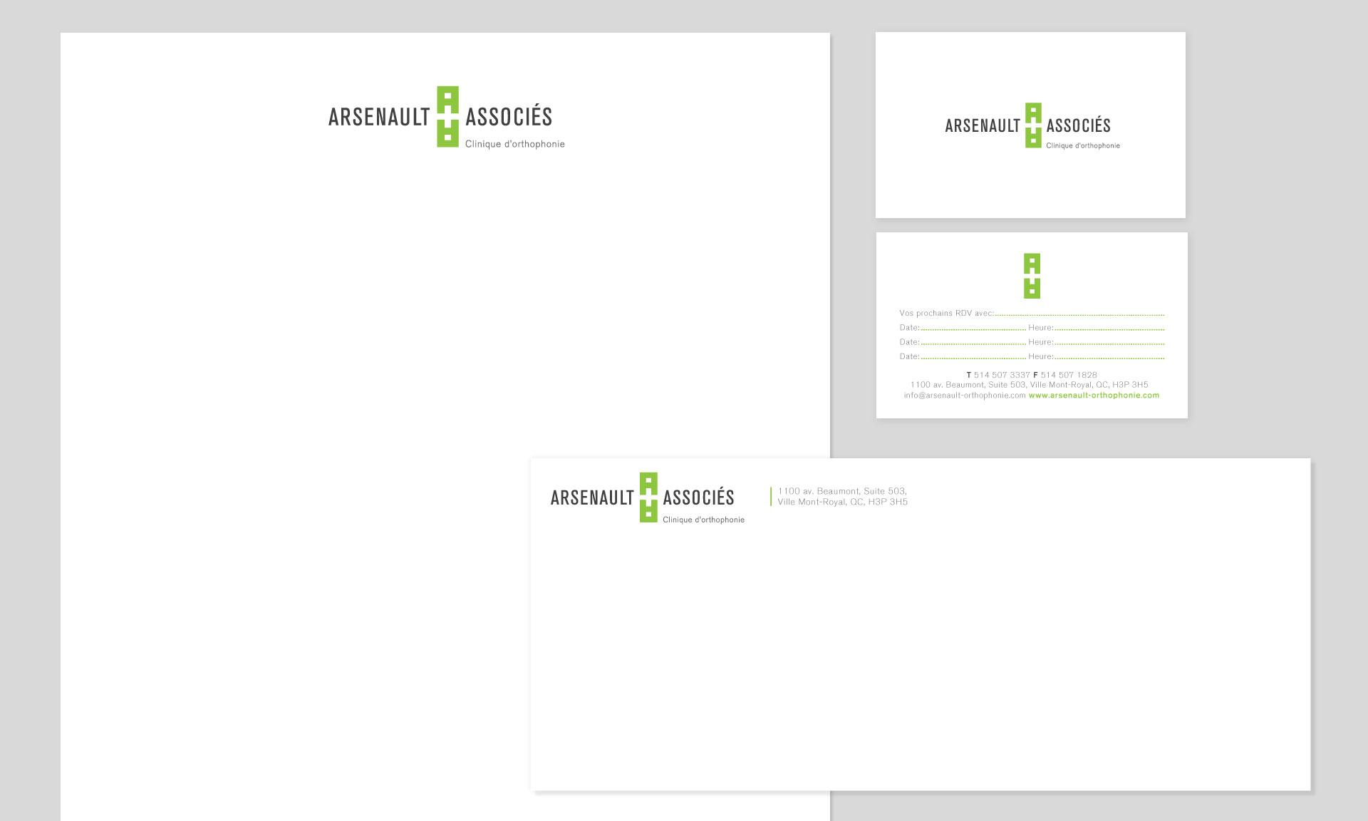 Design papeterie