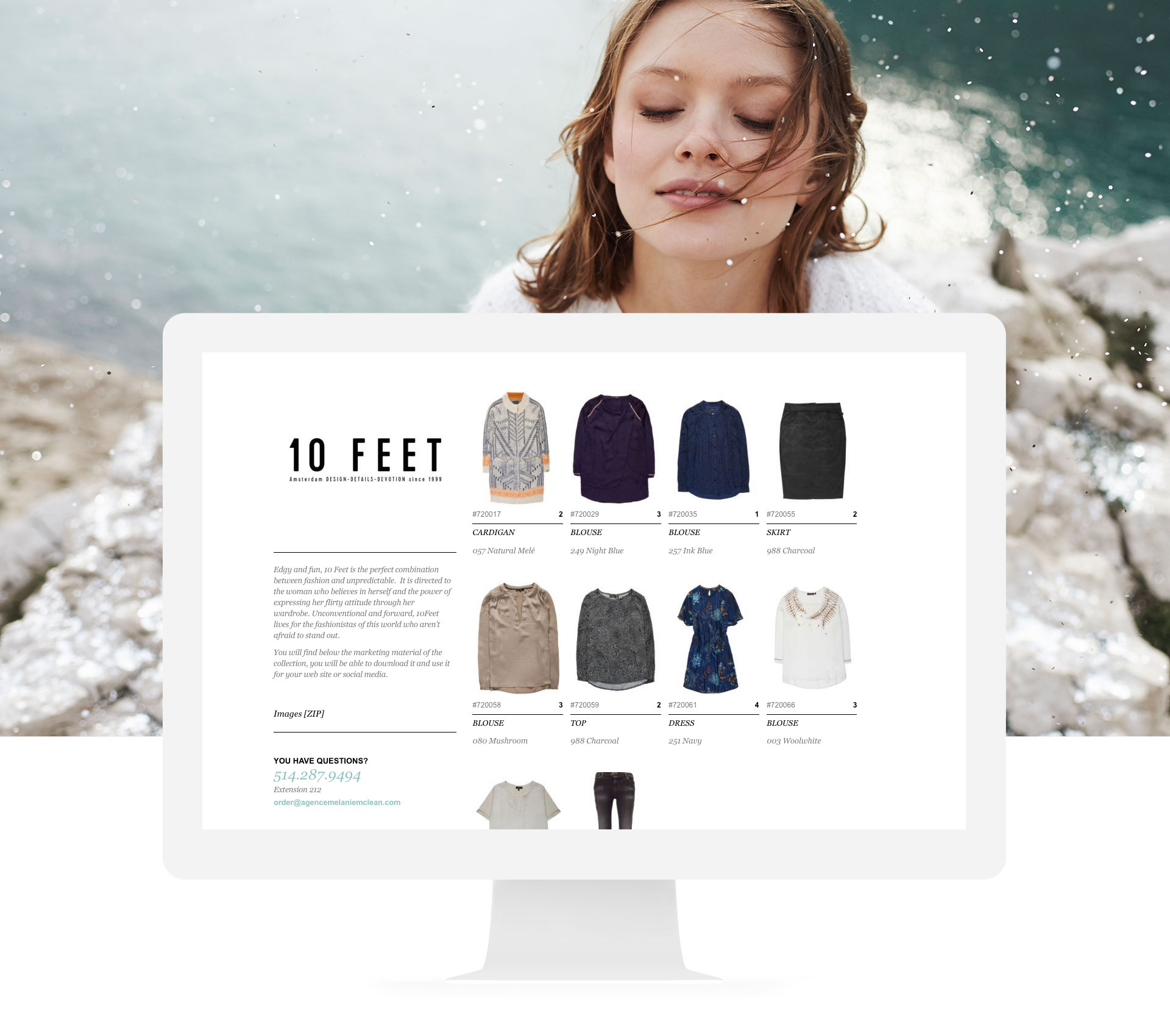 Design web responsive AMM