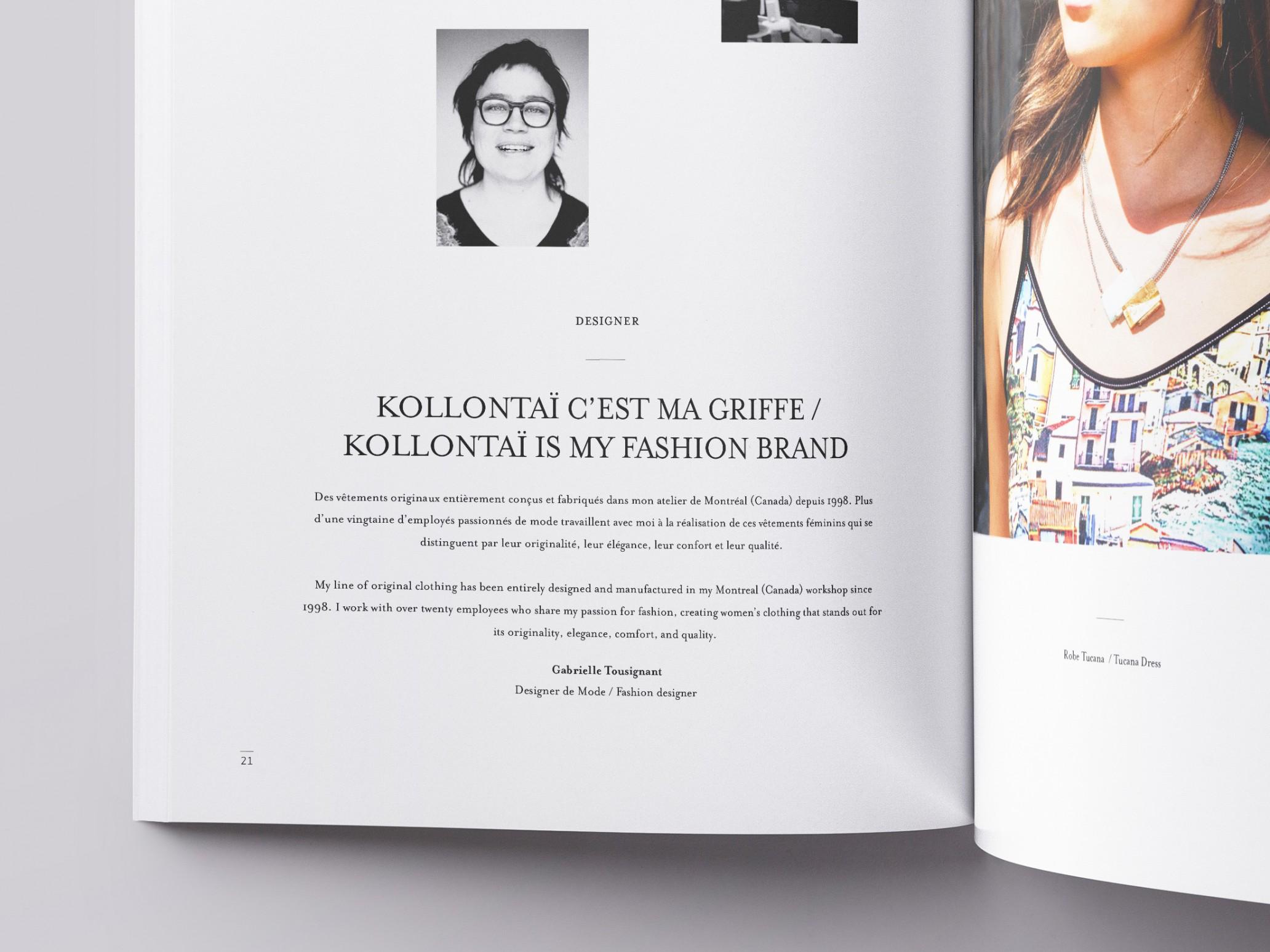 Design catalogue Kollontaï PE 2016