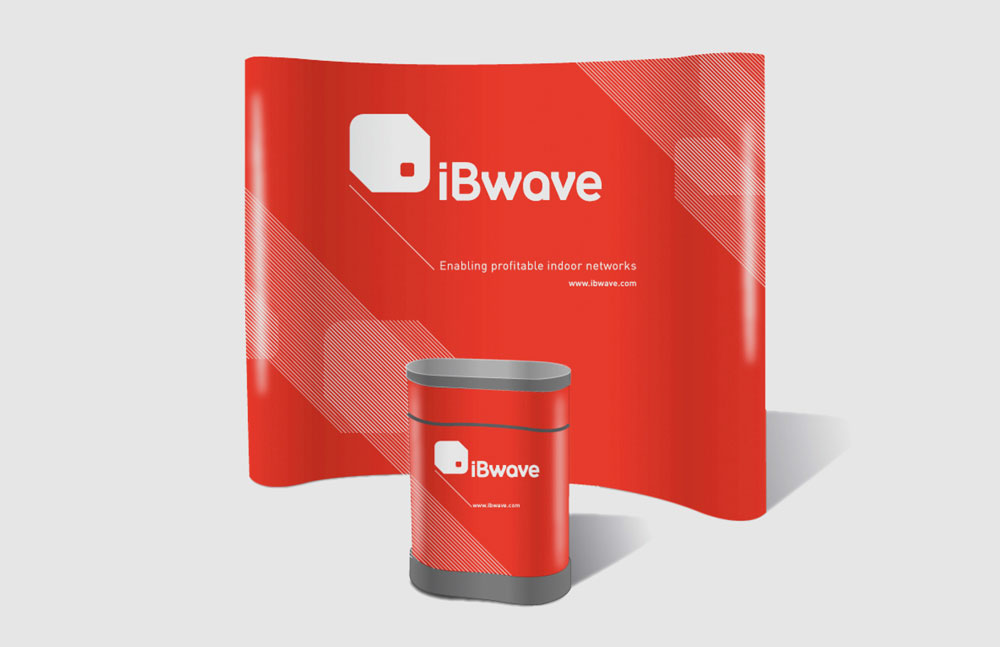 Booth design iBwave