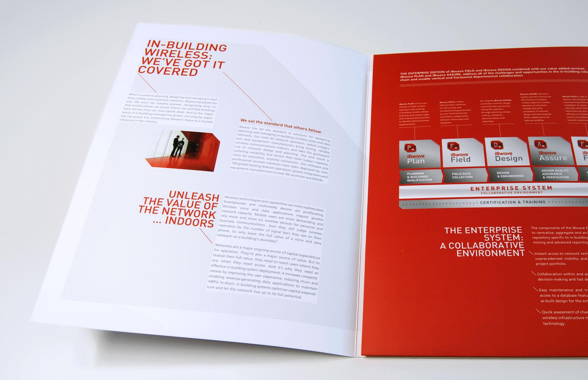 Brochure iBwave